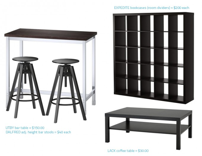 ikea furniture 1