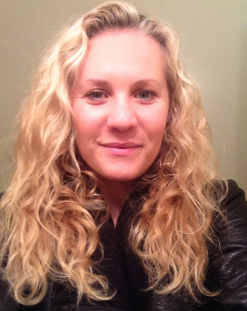 Styling tips for naturally curly hair.