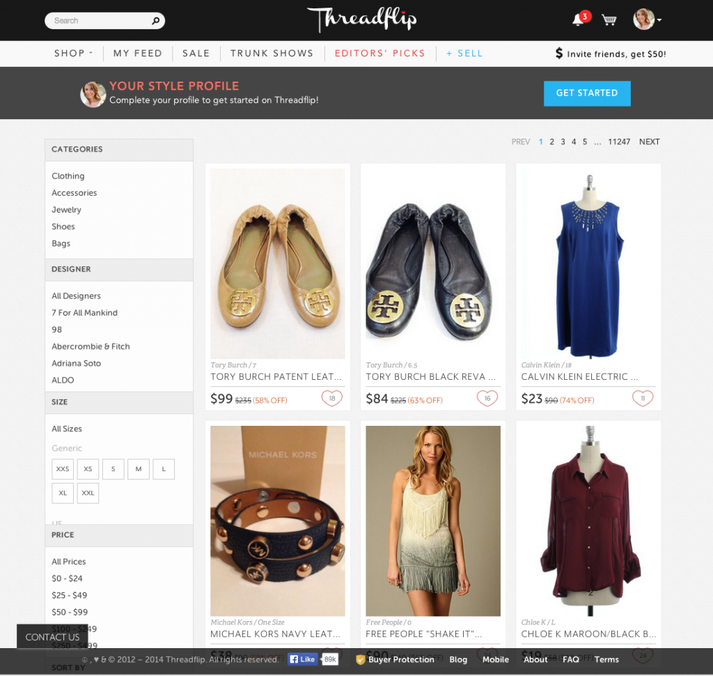 5 Top Online Consignment Stores
