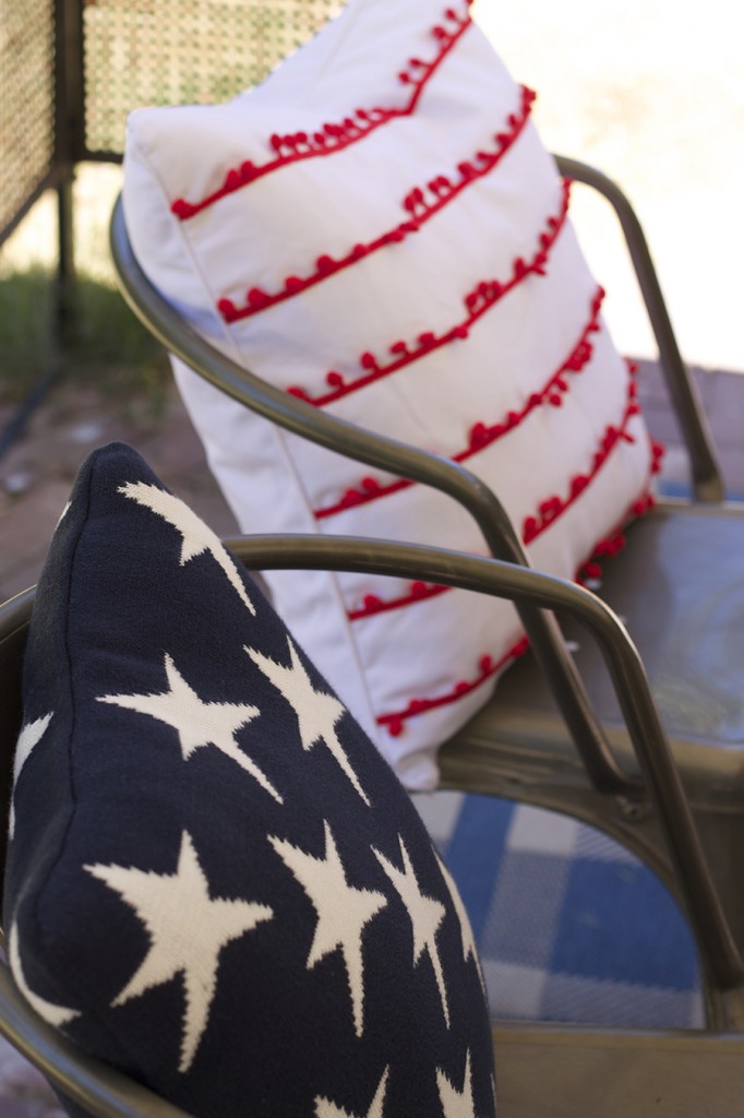 4th of July Decor Party ideas Stars and Stripes Entertaining Party Decor