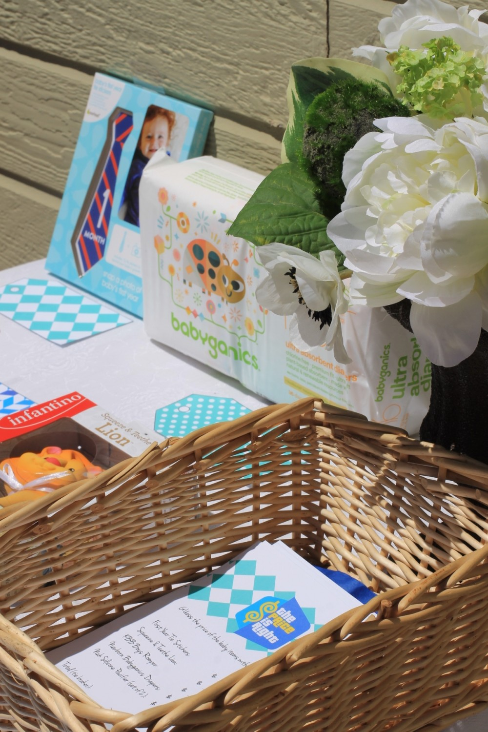 Baby Shower-Baby Shower Games-Price is Right Baby Shower Game