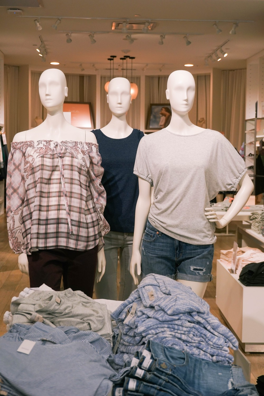 Back to School Shopping-Ann Taylor LOFT-Fall Transition Tops