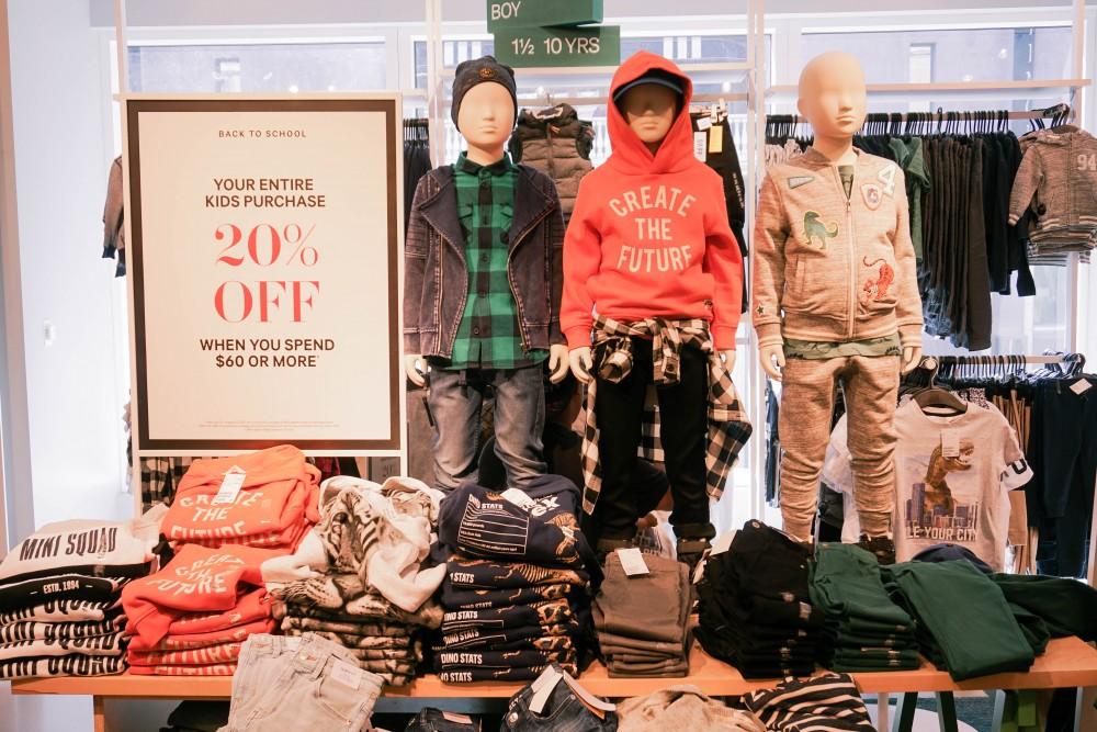 Back to School Shopping-H&M-Kids Clothing 2