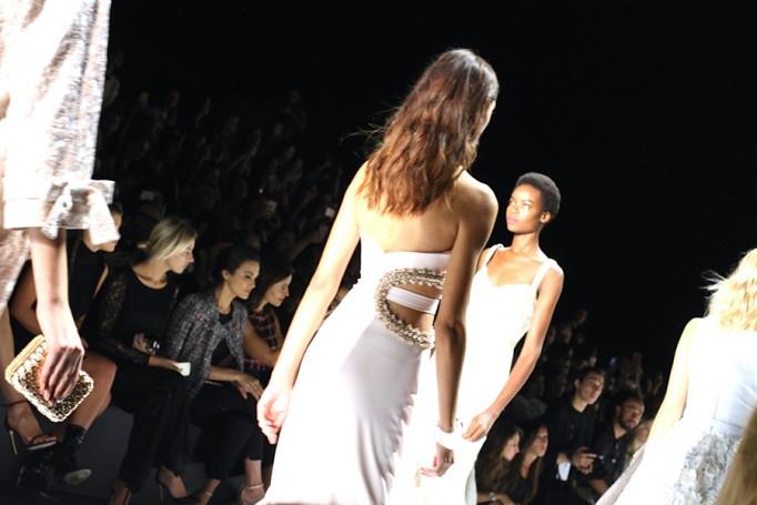 Badgley Mischka-NYFW SS16-Runway-Behind the scenes-Fashion Week 10
