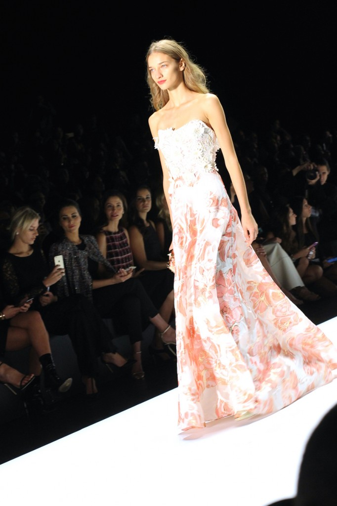 Badgley Mischka-NYFW SS16-Runway-Behind the scenes-Fashion Week 7