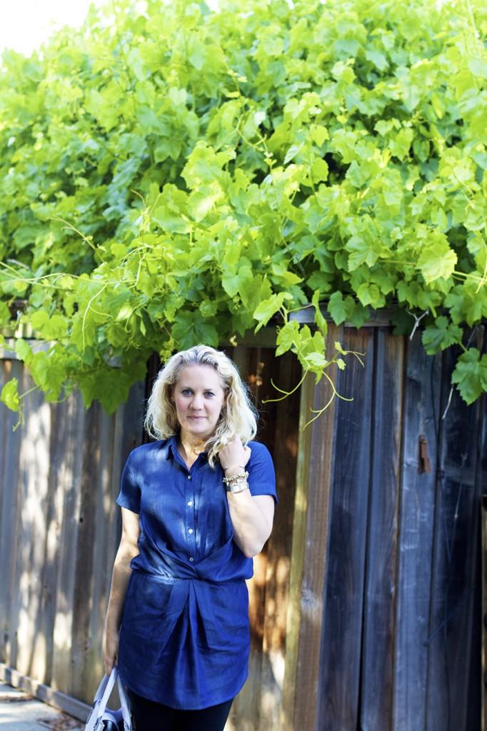 Bailey 44 Michael Kors Sole Society Banana Republic Fashion Blogger Spring Style 5