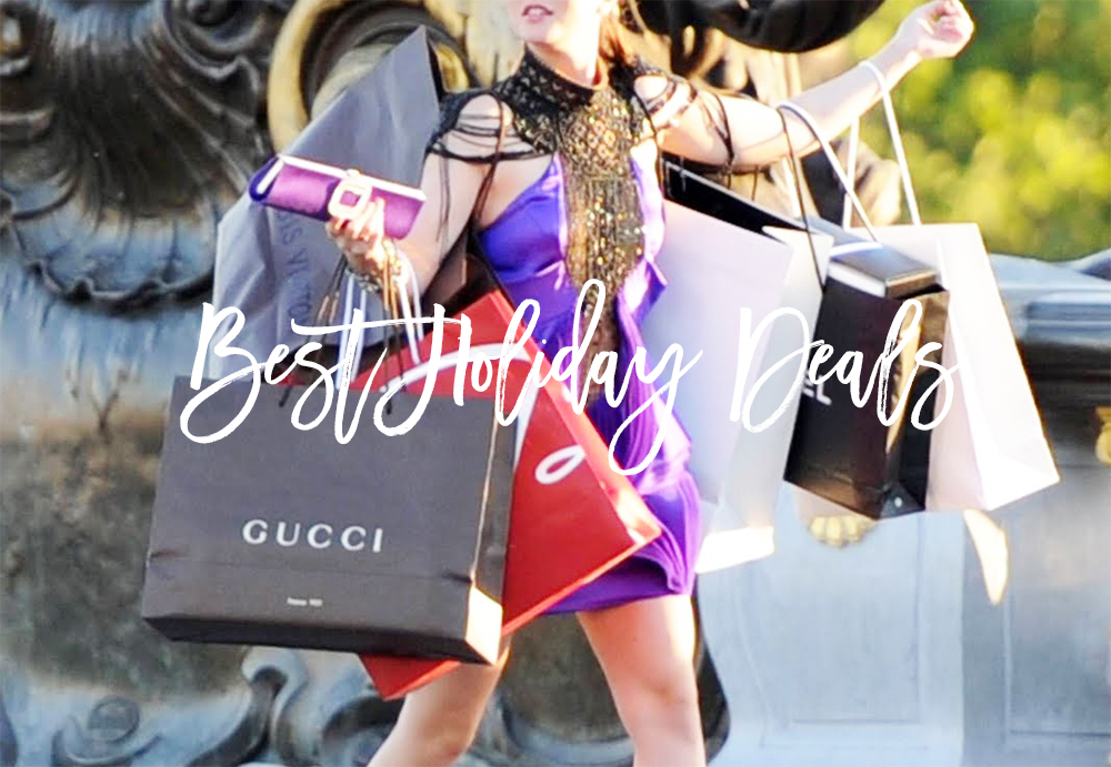 Best Holiday Deals: A Guide Through Black Friday & Cyber Monday Sales
