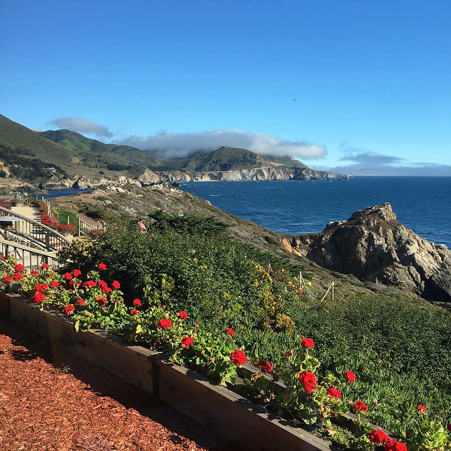 Big Sur View from Rocky Point