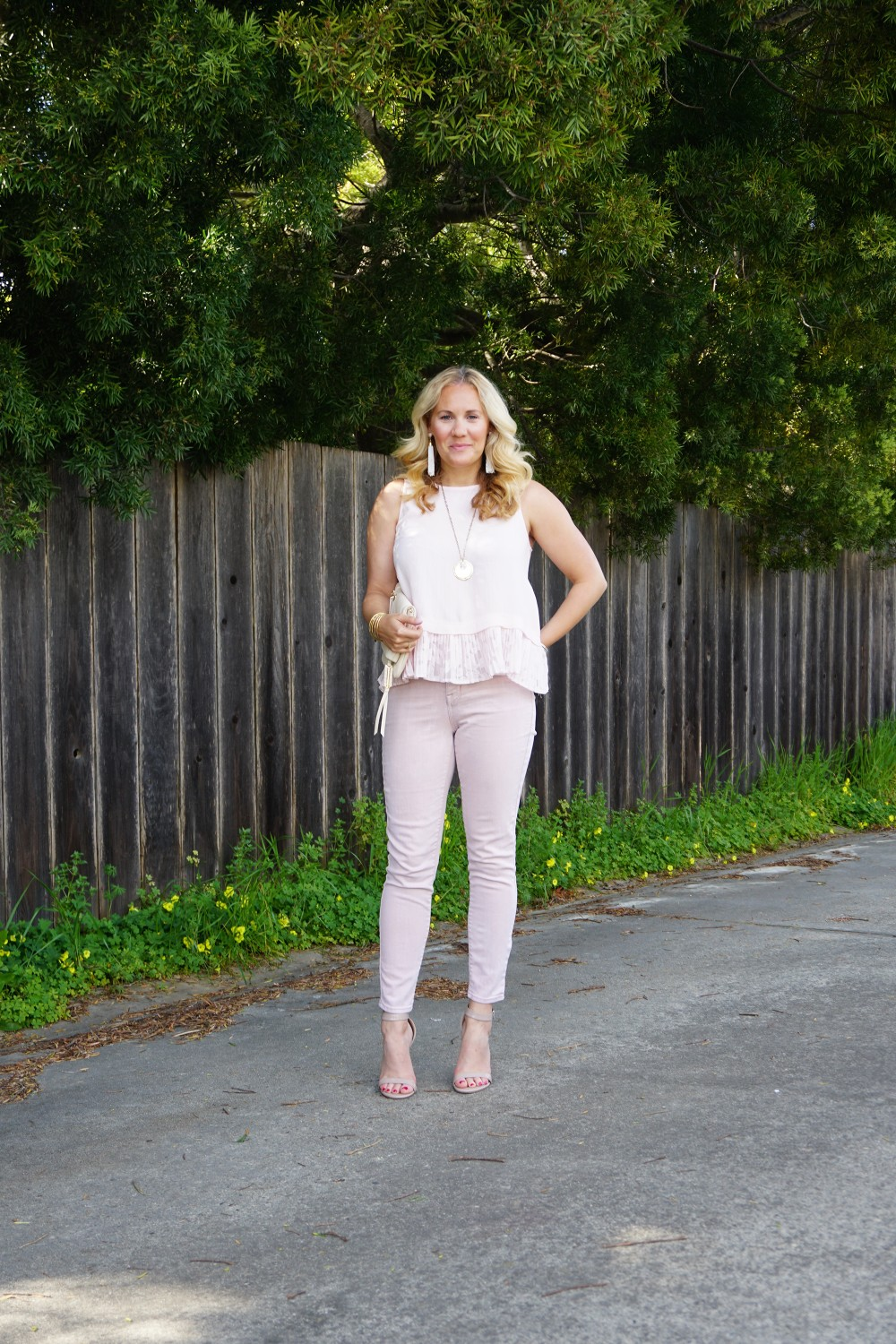 Blush Pink Easter Outfit-Easter Outfit Idea-Target Style-Who What Wear for Target-Outfit Inspiration-Have Need Want 10