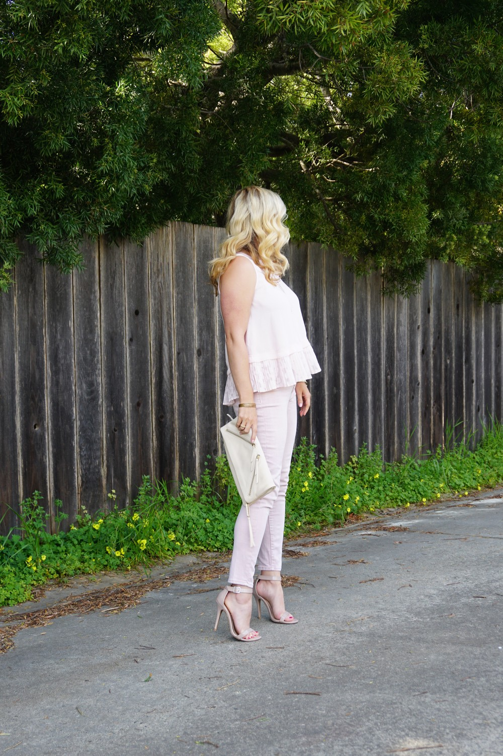 Blush Pink Easter Outfit-Easter Outfit Idea-Target Style-Who What Wear for Target-Outfit Inspiration-Have Need Want 11