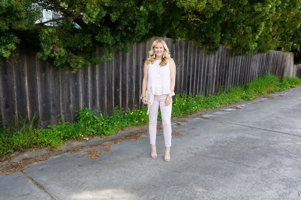 Blush Pink Easter Outfit-Easter Outfit Idea-Target Style-Who What Wear for Target-Outfit Inspiration-Have Need Want 4