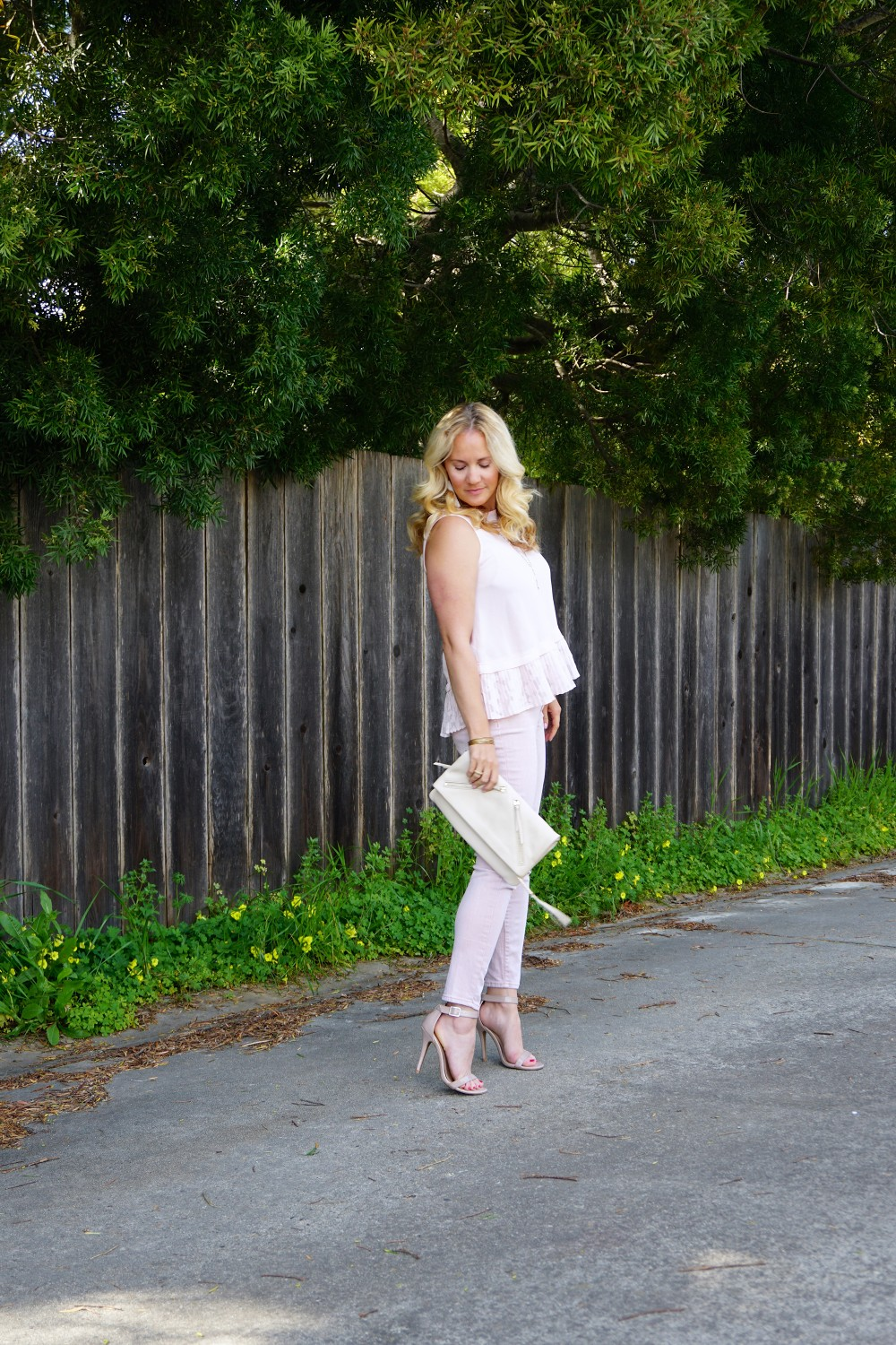 Blush Pink Easter Outfit-Easter Outfit Idea-Target Style-Who What Wear for Target-Outfit Inspiration-Have Need Want 8