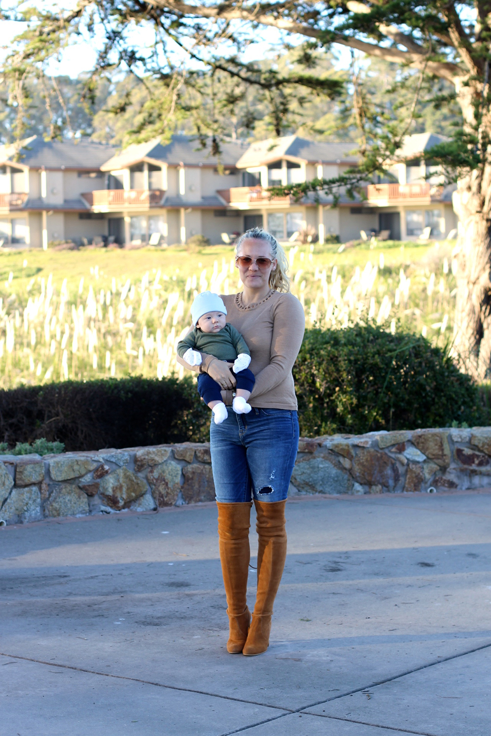 Camel Cut-Out Sweater-Outfit Inspiration-Mom Style-Have Need Want 14
