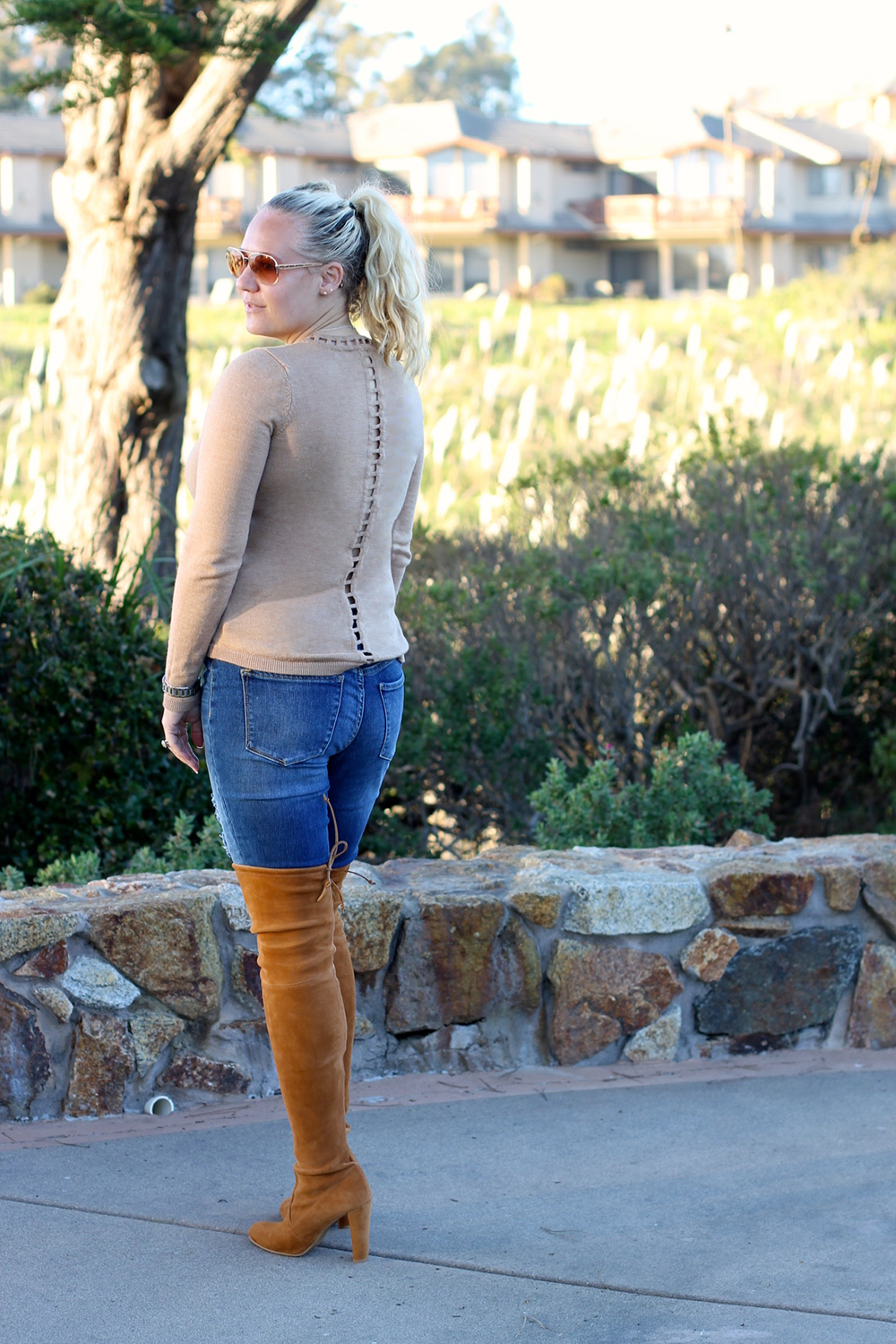 Camel Cut-Out Sweater-Outfit Inspiration-Stuart Weitzman-Mom Style-Have Need Want 13