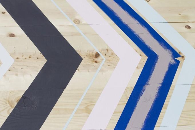 DIY Full Length Mirror Paint Project Valspar Paint Ace Hardware Clark+Kensington Paint Pint Color Samples 7