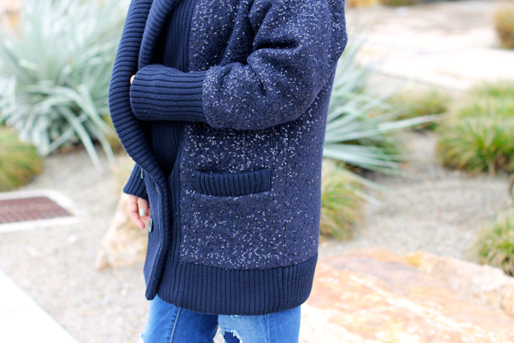 DVF Sequin Embellished Cardigan-Oversized Cardigan-Outfit Inspiration-California Style-Have Need Want 8