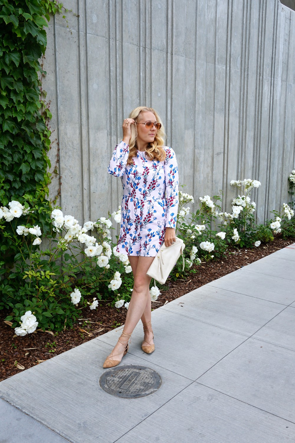 Draper James Romper-Outfit Inspiration-Spring Style-Spring Florals-Mom Style-Style Blogger-Have Need Want 10