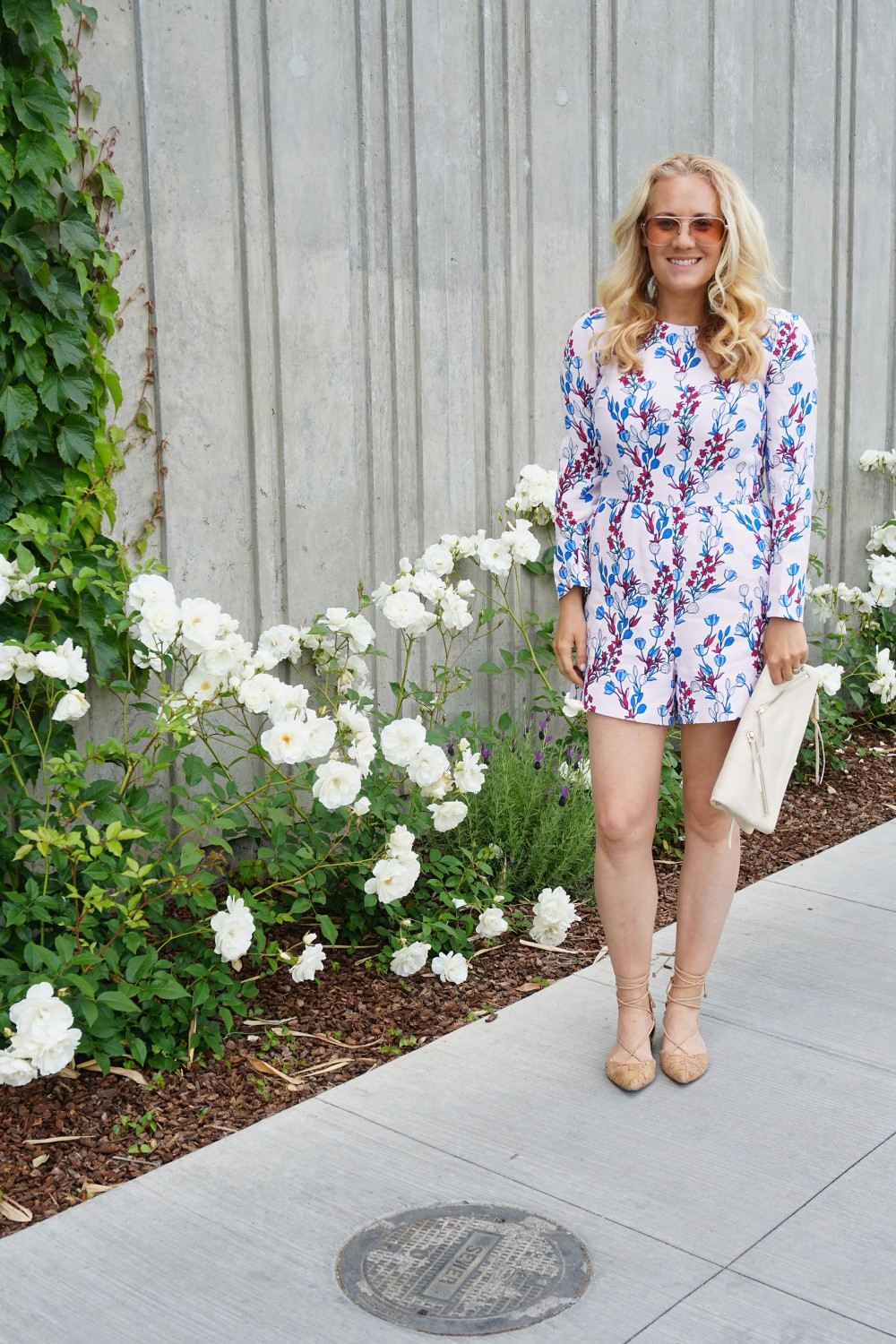 Draper James Romper-Outfit Inspiration-Spring Style-Spring Florals-Mom Style-Style Blogger-Have Need Want 9