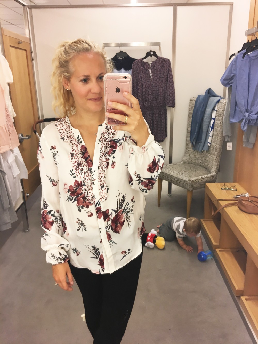 Dressing Room Diaries- Nordstrom Anniversary Sale-Fall Tops-Blogger Picks for the NSale-Nordstrom Sale-Fall Style-Fall Fashion 2017-Have Need Want 9
