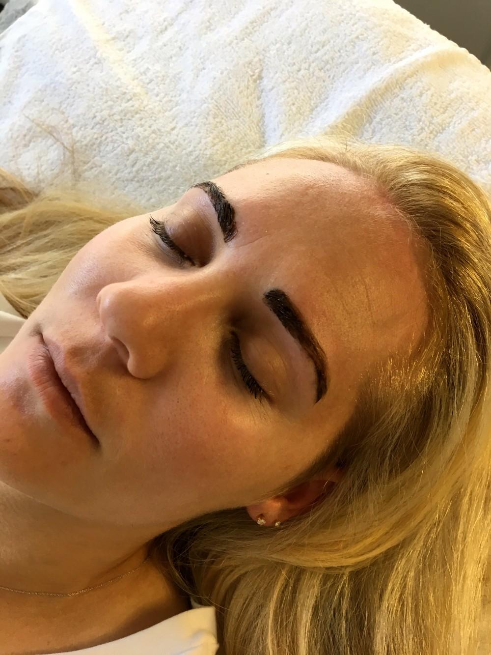 Eyebrow Tinting-Have Need Want