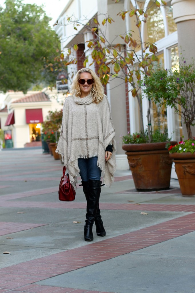 Fall Poncho-Outfit Inspiration-Fall Trends-Bay Area Fashion Blogger-Have Need Want-Fashion Stylist