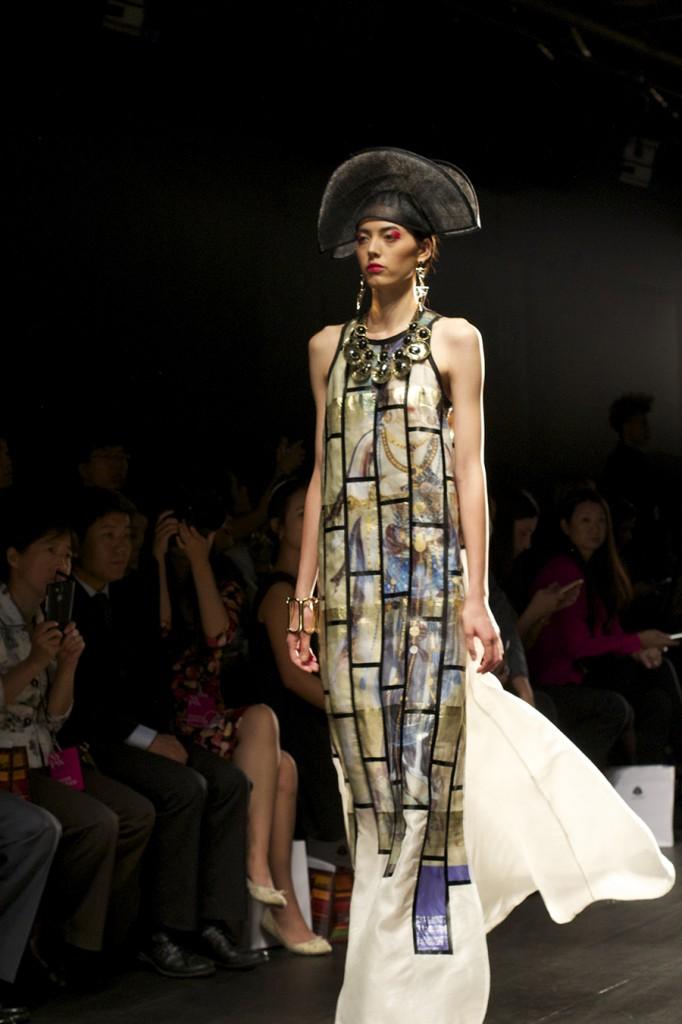 Fashion Shenzhen-NYFW-Runway 6