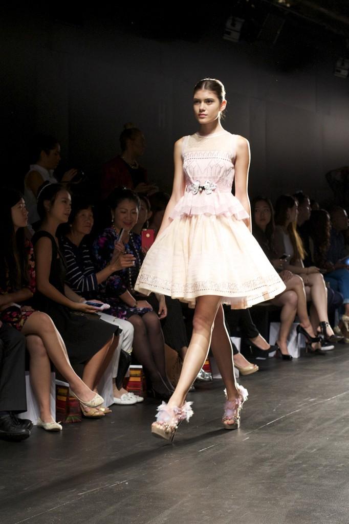 Fashion Shenzhen-NYFW-Runway