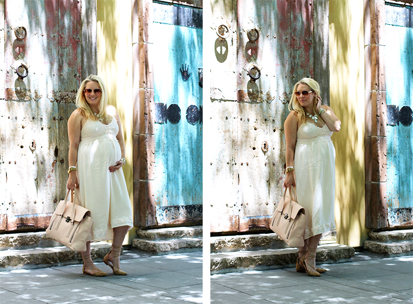 Forever 21 Lace Dress-Maternity Style-Outfit Inspiration-Pregnancy Style-Have Need Want 11