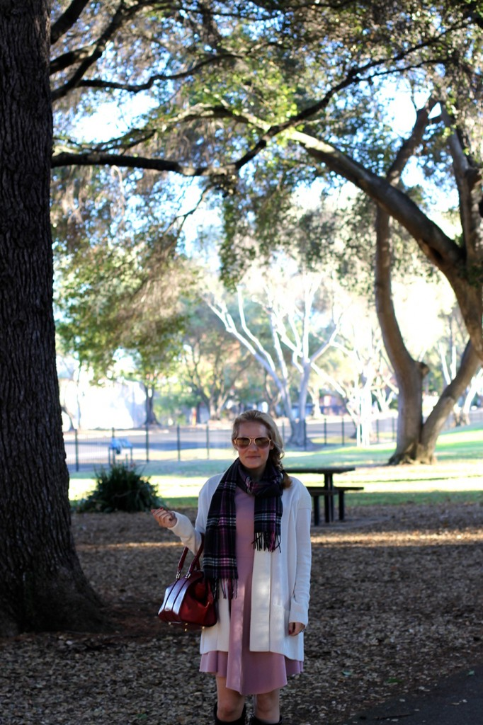 Franco Sarto-Winter Style with ShoeBuy-Tibi dress-Coach-Plaid Scarf-Have Need Want-Outfit Inspiration 8