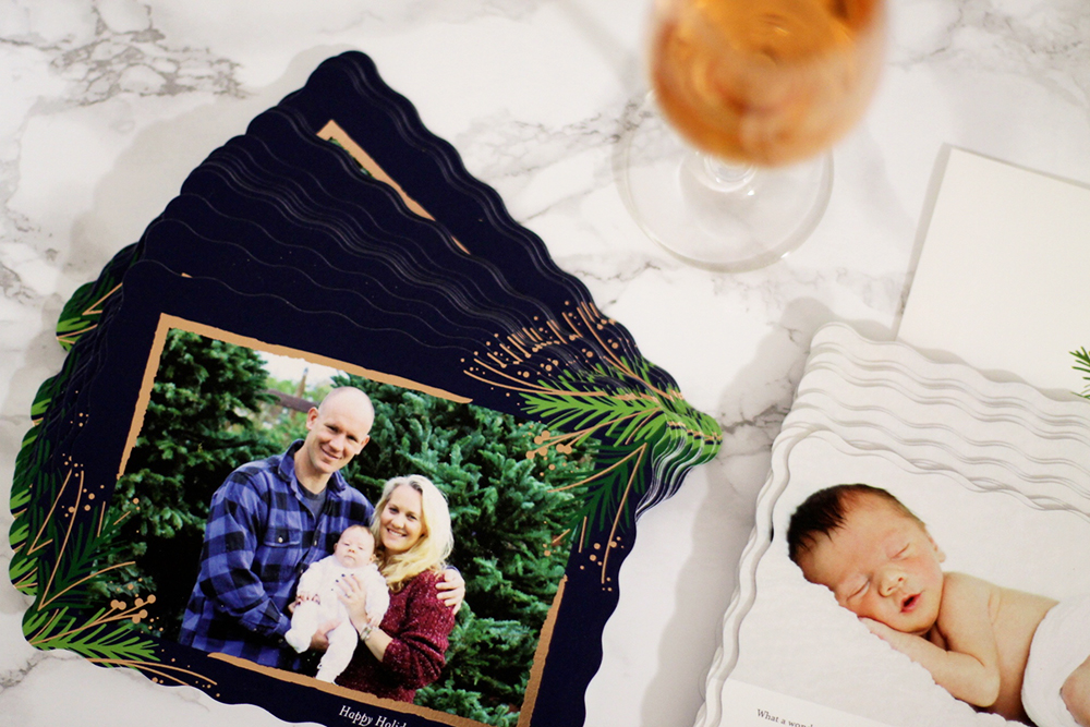 Lasting Impressions | Holiday Cards with Minted