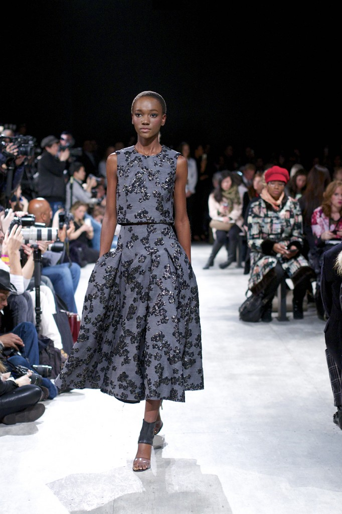 New York Fashion Week, Lela Rose, MBFW, FW 15