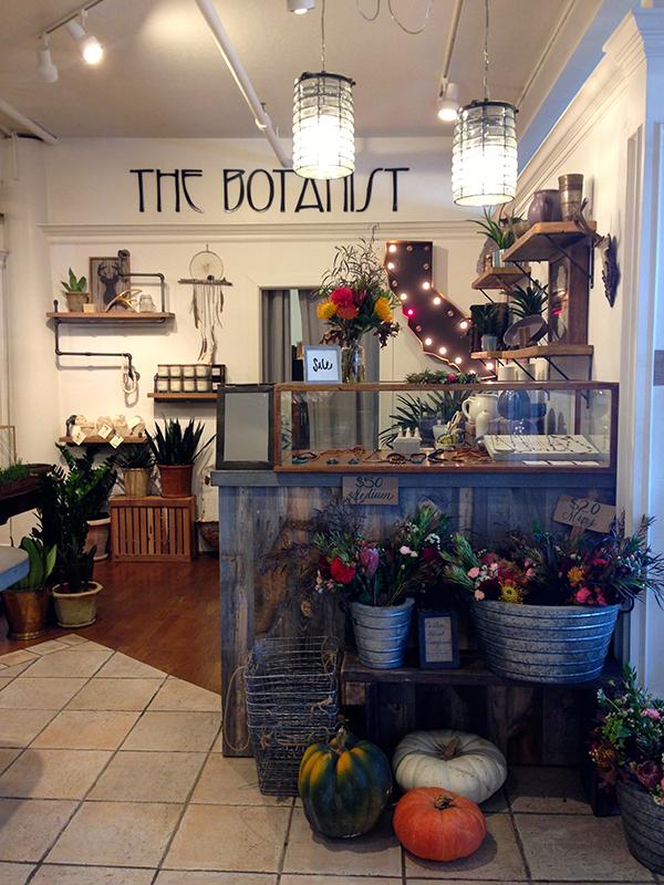 Los Altos, The Makery, The Botanist, Travel Guide, Eat Shop Do