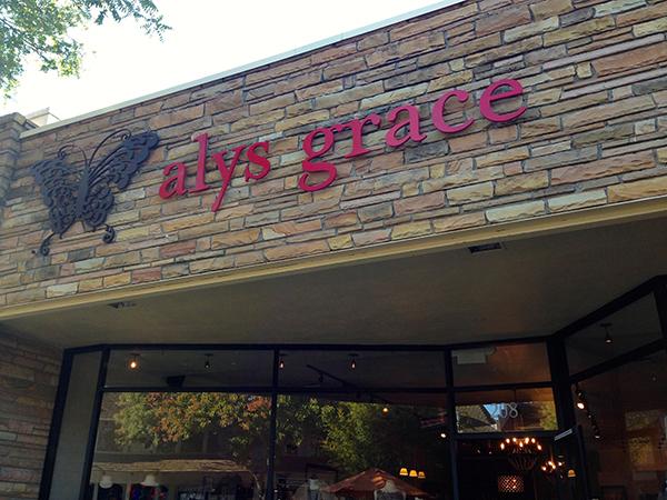 Alys Grace, Contemporary Womens Clothing, Los Altos, Boutique, Eat Shop Do