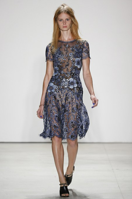 Jenny Packham-NYFW SS16-New York Fashion Week-Runway-Spring Summer 2016 Collection 3