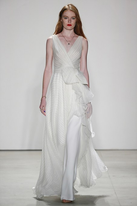 Jenny Packham-NYFW SS16-New York Fashion Week-Runway-Spring Summer 2016 Collection 6