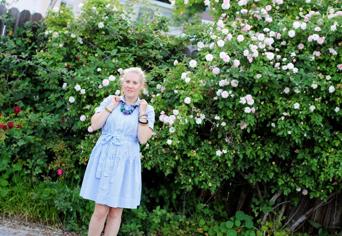 Kate Spade Shirt dress-Spring Style-Outfit Inspiration-Have Need Want-Rebecca Minkoff Handbag-Bay Area Fashion Blogger-San Francisco Blogger 4