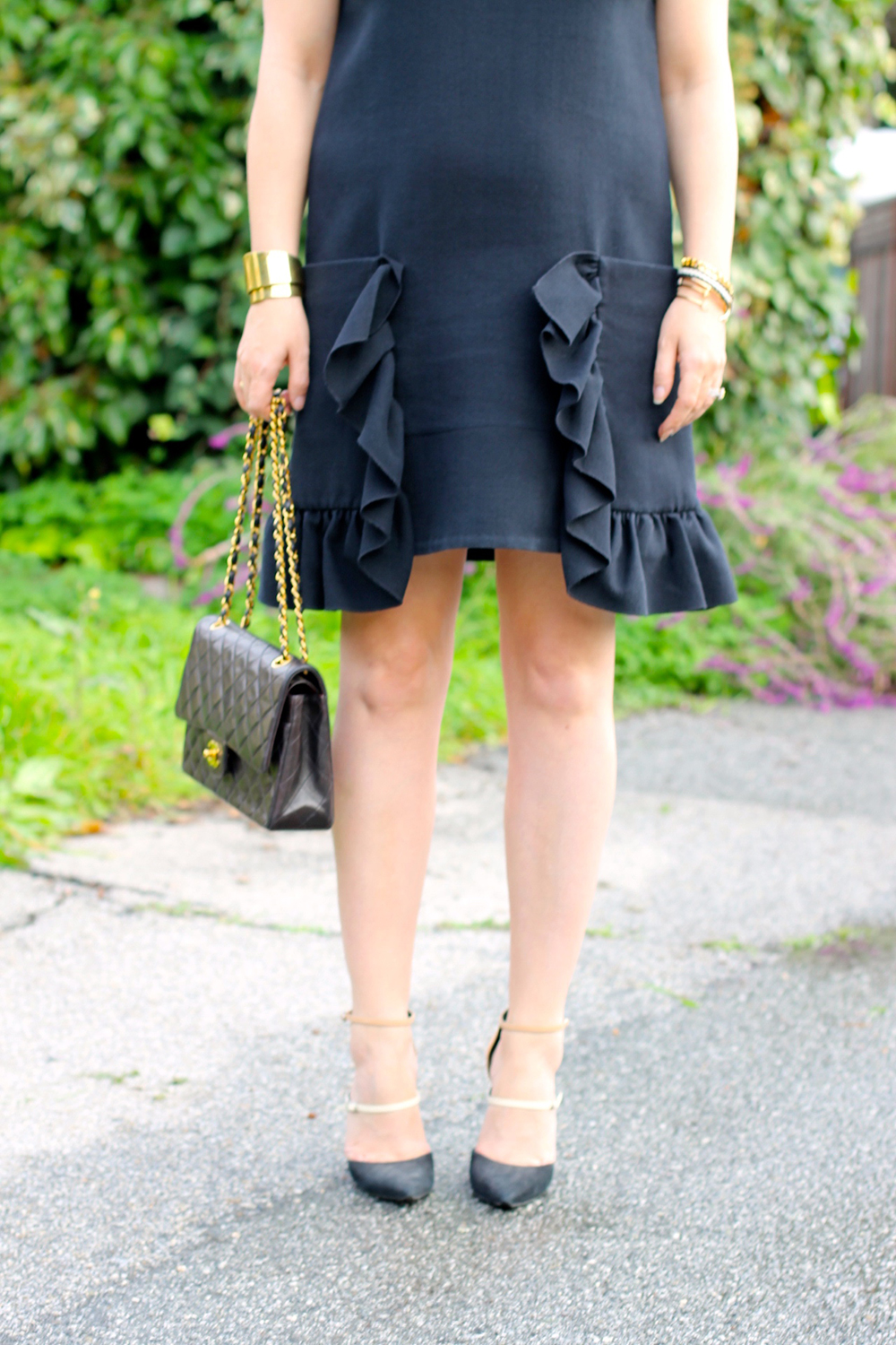 lbd-little-black-dress-ruffle-pockets-marni-rent-the-runway-outfit-inspiration-holiday-style-guide-have-need-want-5