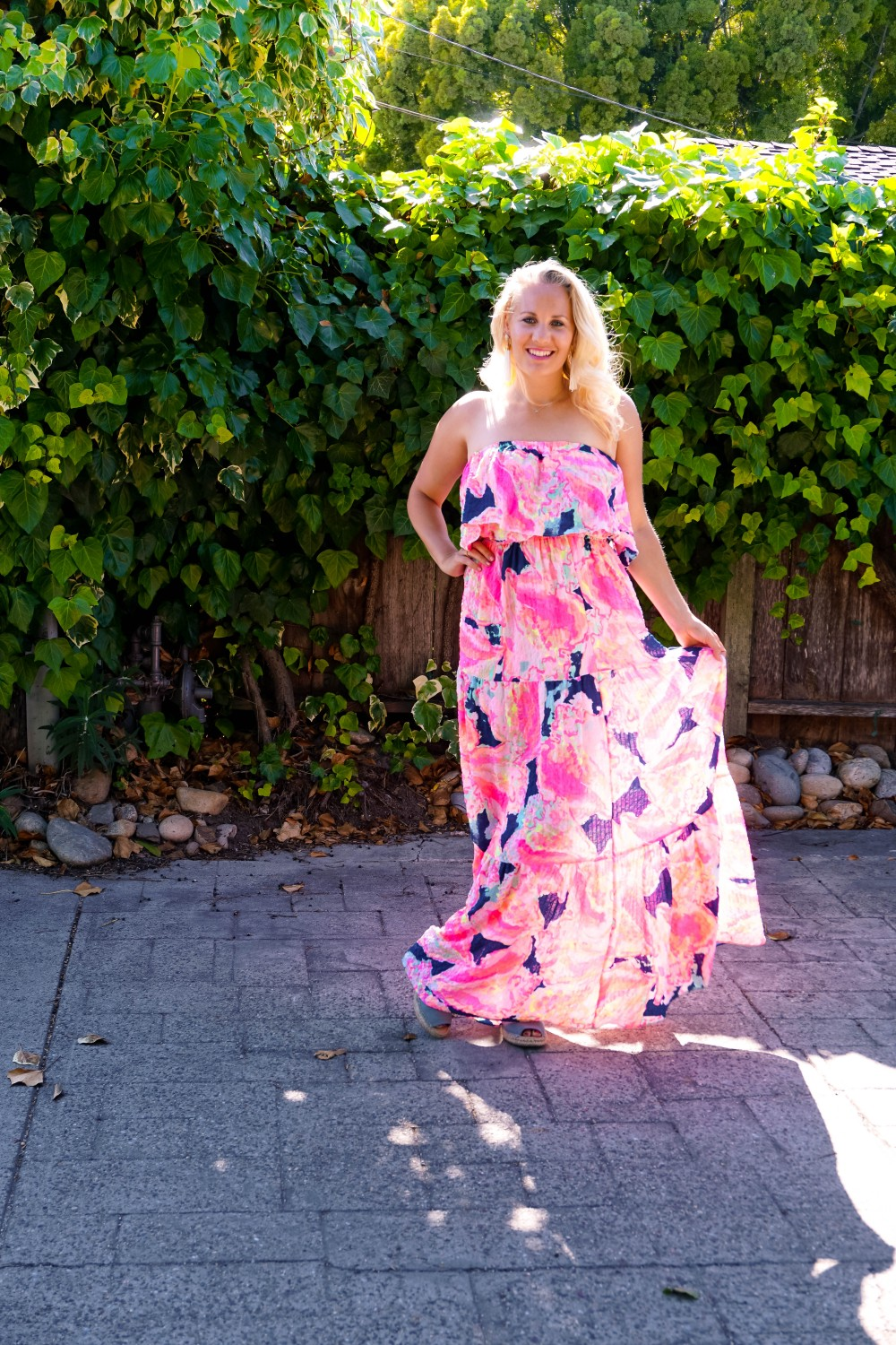 Lilly Pulitzer-Resort 365-Outfit Inspiration-Summer Style-Summer Maxi Dress-Summer 2017 Trends-Have Need Want 17