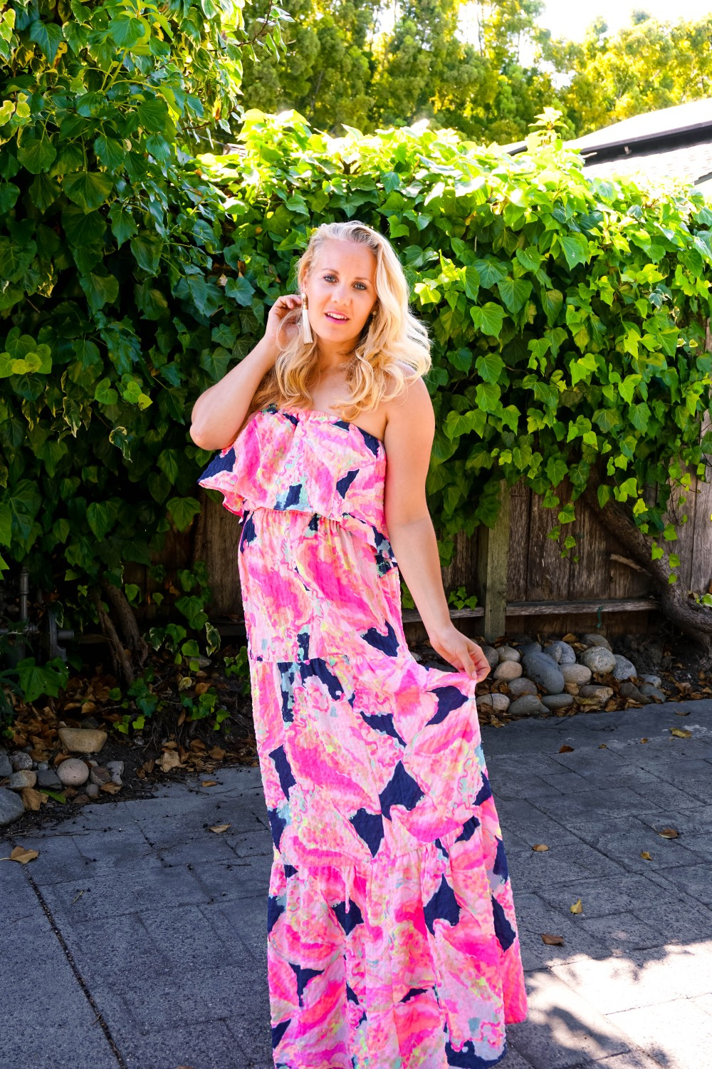 Lilly Pulitzer-Resort 365-Outfit Inspiration-Summer Style-Summer Maxi Dress-Summer 2017 Trends-Have Need Want 6