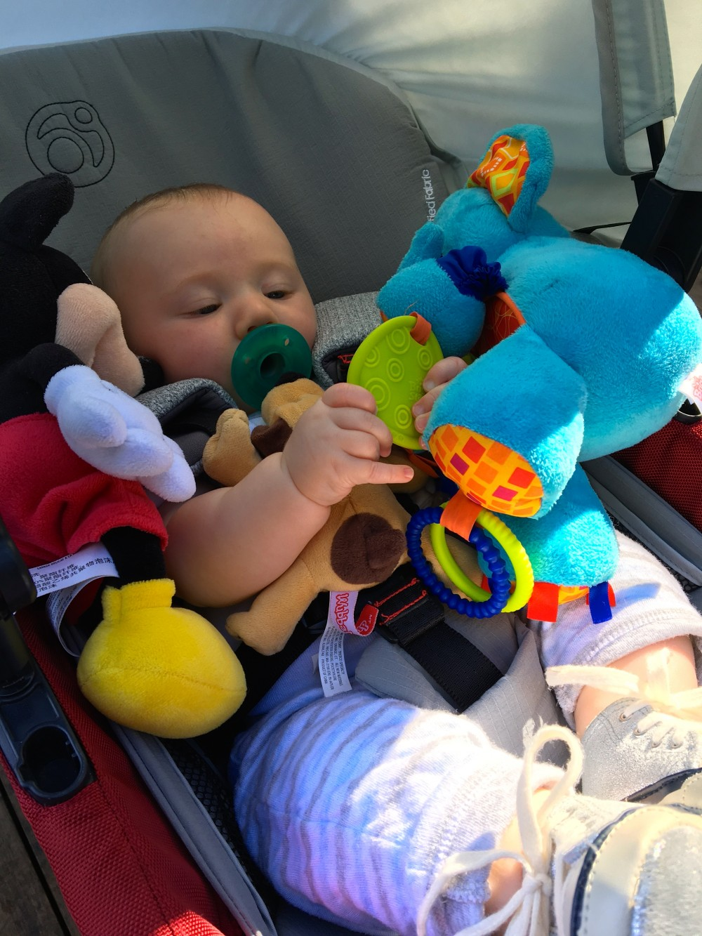 Mason's 6 Month Update-6 Month Baby Update-Life with a 6 Month Old-Mom Life-Motherhood-Have Need Want 10