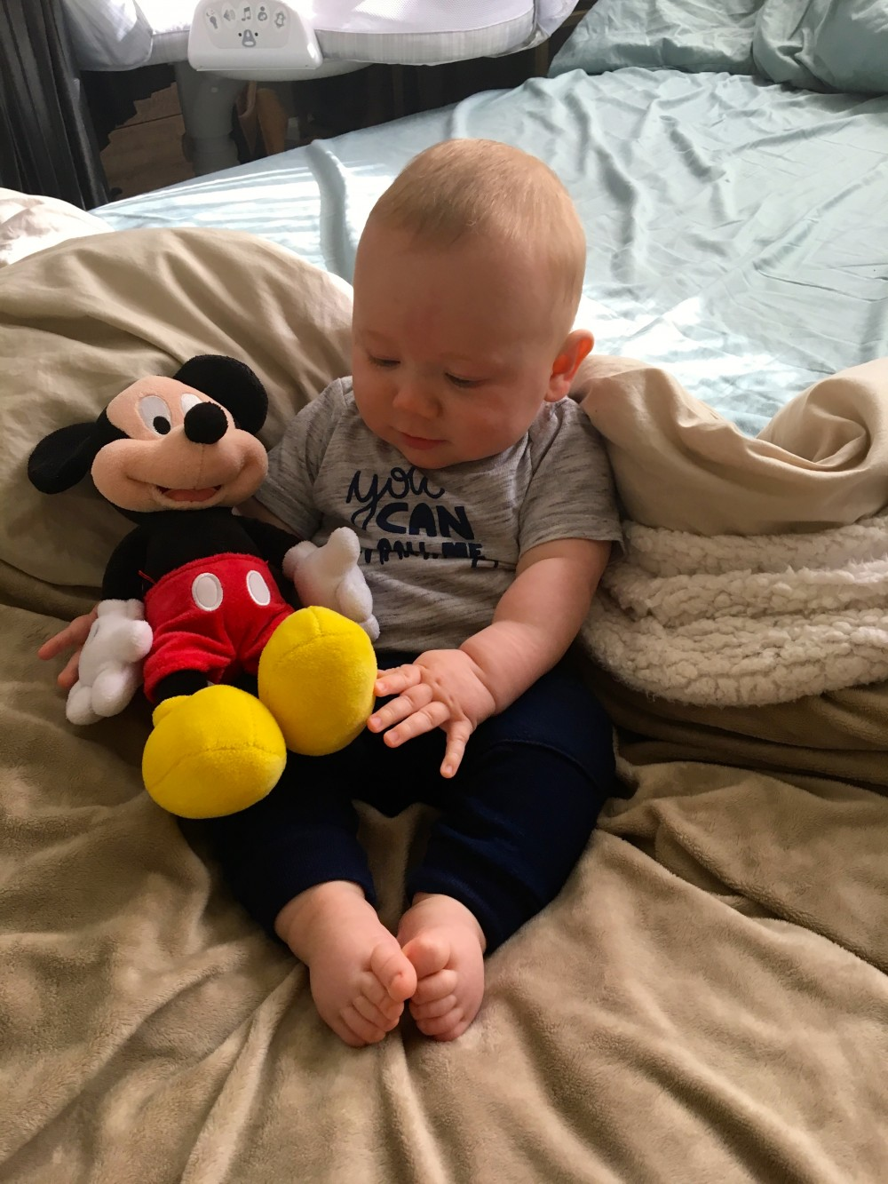 Mason's 6 Month Update-6 Month Baby Update-Life with a 6 Month Old-Mom Life-Motherhood-Have Need Want 6