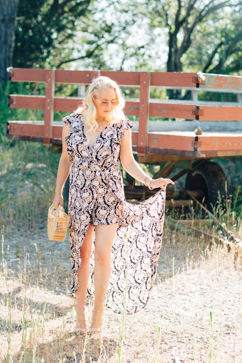 Maxi Romper-Summer Style-Outfit Inspiration-Bay Area Fashion Blogger-Have Need Want 12