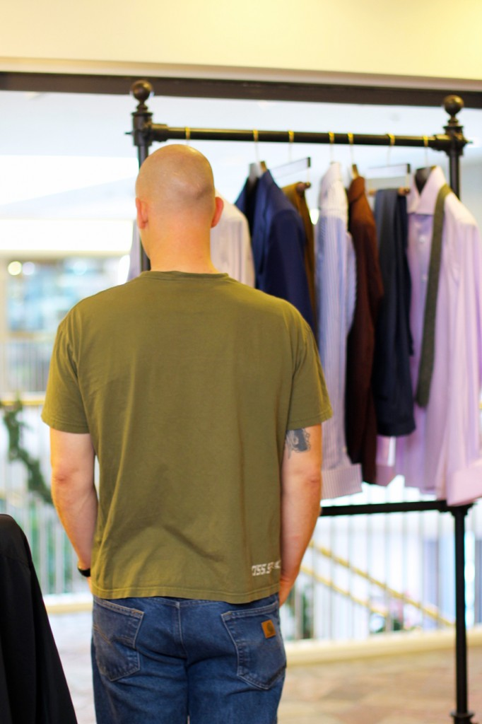 Menswear-Devan Vincent-Bay Area Tailored Atelier-Gift for Him-Holiday Gift Idea-Custom Tailored Shirt 4