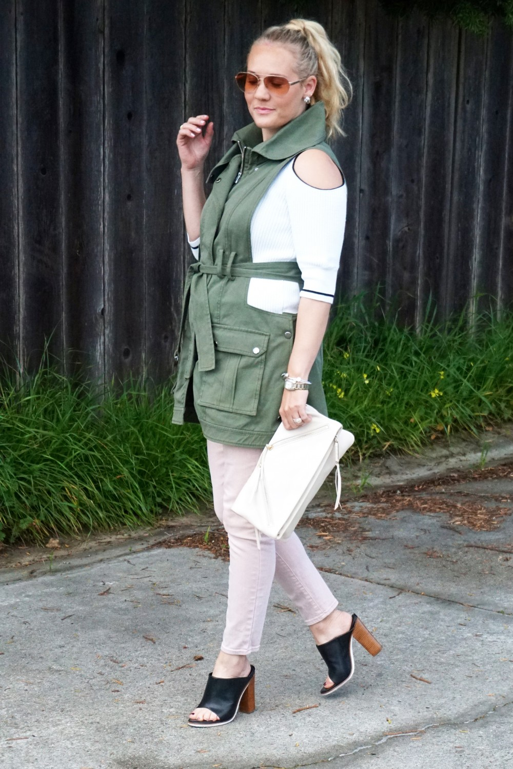 Military Vest-Marissa Webb-Mom Style-Spring Style-Spring 2017 Trends-Fashion Trends-Have Need Want 10