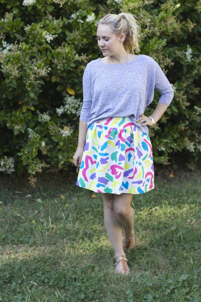 Moschino Jacquard Skirt Anthropologie Anthrofav fashion blogger outfit inspiration style tips
