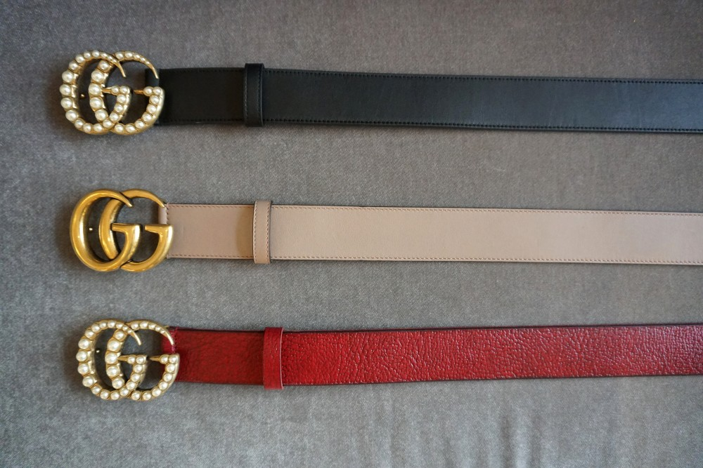 Mother's Day Gift Guide with Santana Row-Gucci Marmont-Gucci Belt