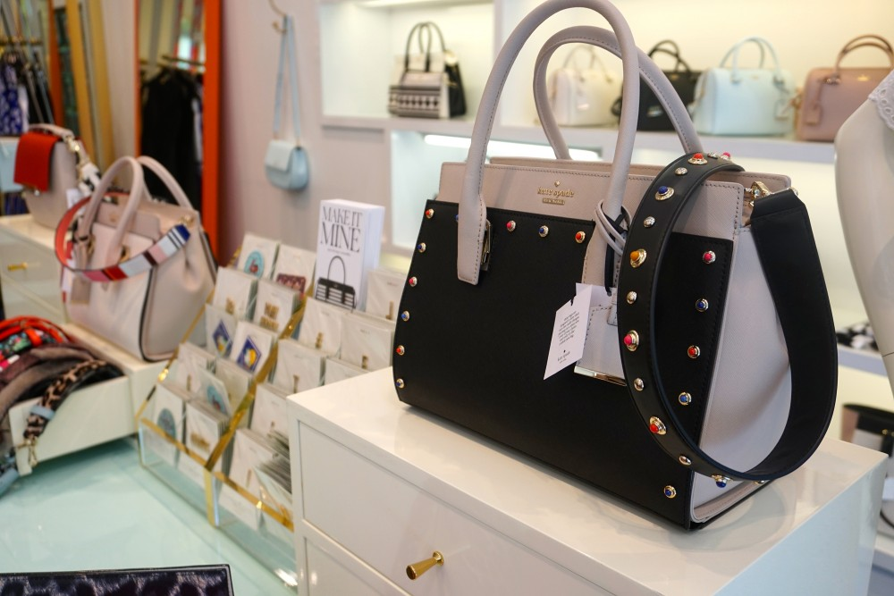 Mother's Day Gift Guide with Santana Row-Kate Spade-Personalized Mother's Day Gift Ideas