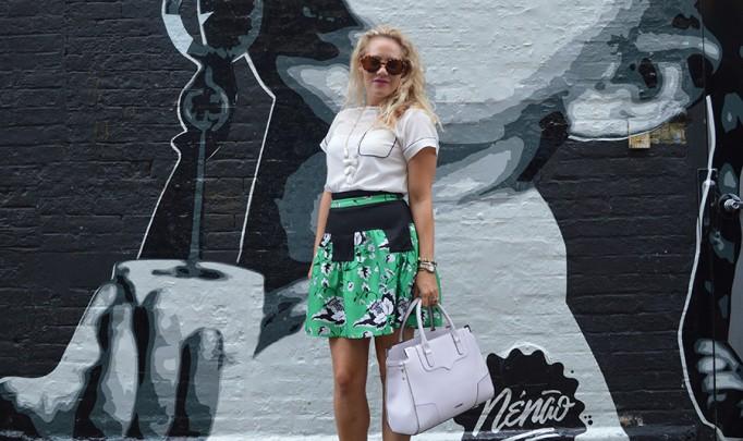 NYFW Street Style, Fashion Blogger, DVF, Kendra Scott, Nine West, French Connection, New York Fashion Week Day One Street Style 7
