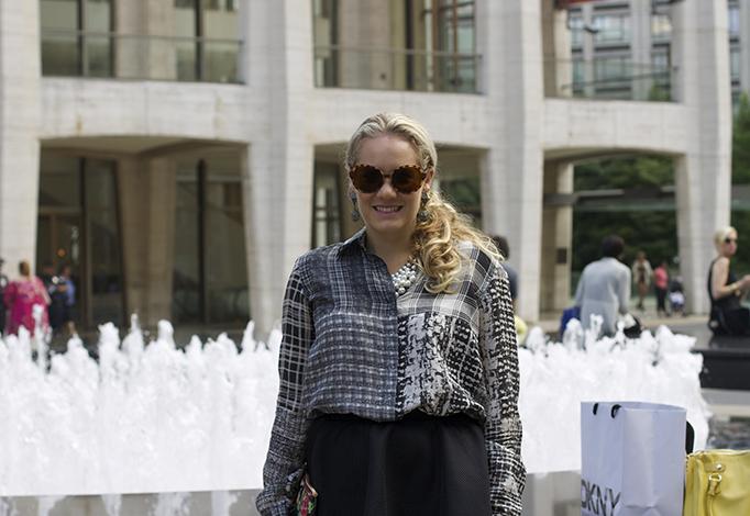 NYFW, MBFW, New York Fashion Week, Fashion Blogger, SS 2015, Day 2 Outfits, Street Style, New York Fashion