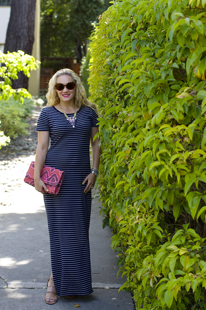 nautical stripes, mixing prints, top fashion bloggers, bay area bloggers, fashion blogger, summer style